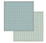 """Scrapbook papír 30x30 cm -  """"Álom csempék"""" 10féle/cs"""