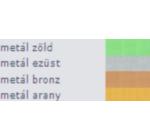 Metál tempera 500 ml