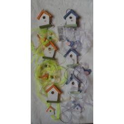 Tavaszi madár házikós dekoráció