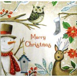 """Szalvéta - """"Merry Christmas"""""""