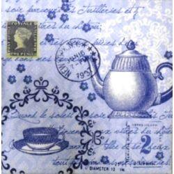 UTOLSÓ DARAB - Tea, bélyeges