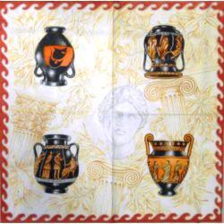 AKCIÓS szalvéta - Görög vázák