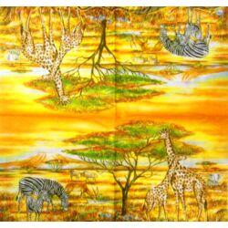 UTOLSÓ DARAB - Afrikai állatok
