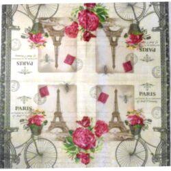 AKCIÓS - Párizs rózsás