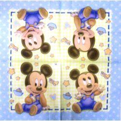 UTOLSÓ -  Mickey egér baby