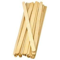 Fa spatula darabra - közepes
