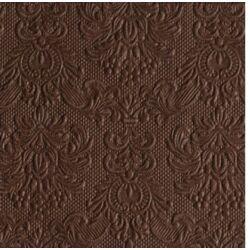 fa5338b65e Ambiente esküvői szalvéta - barna 40x40 cm - 15db - BARNA - Kreativ ...