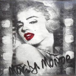 Szalvéta - Marilyn Monroe