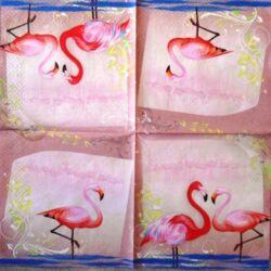 Szalvéta - Flamingo szerelem