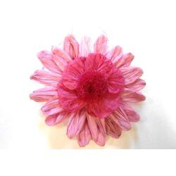 Virág dekor rószaszín
