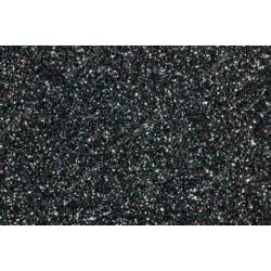 Csillámpor - fekete