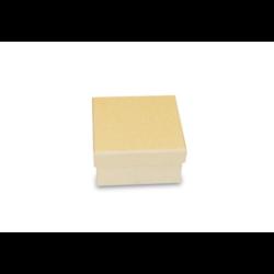 Négyzetes karton doboz 9x9x5 cm