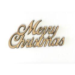 Merry Christmas felirat