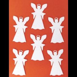 Filcfigura - Angyal glóriás