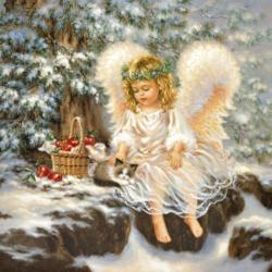 Szalvéta - Kicsi Angyal