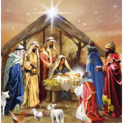 Szalvéta - Jézus születése