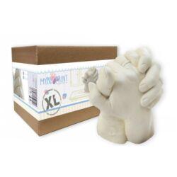 XL Felnőtt dupla kéz szobor készítő készlet