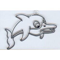 Kifesthető delfin