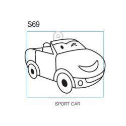 Kifesthető autó