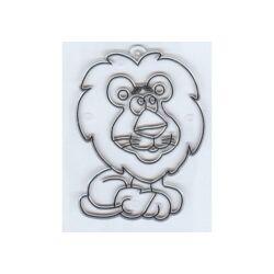 Kifesthető oroszlán