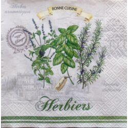 Szalvéta - Fűszernövények
