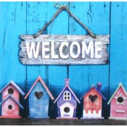 """Szalvéta - """"Welcome Home"""""""