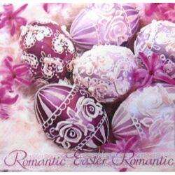 Szalvéta - Romantikus Húsvét