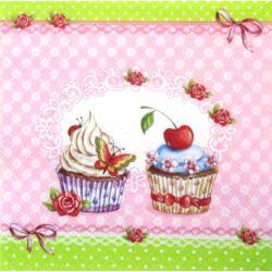 "Szalvéta - Muffin ""sweet day"""
