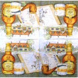 Szalvéta - Whiskey