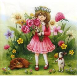 Szalvéta - Alice