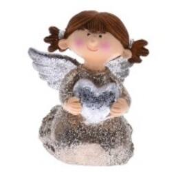 Glitteres angyalka
