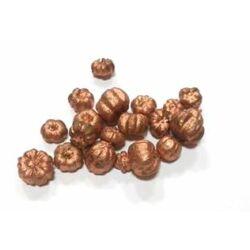 Liliputi tök, metál bronz