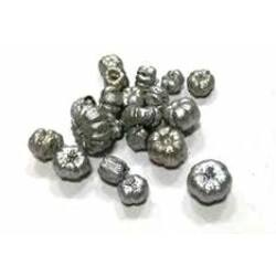 Liliputi tök, metál ezüst