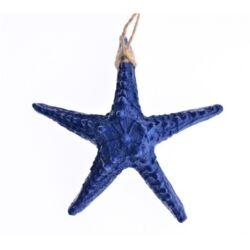 Tengeri csillag, sötétkék 15cm