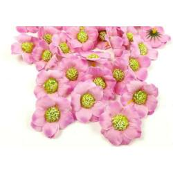 Virágfej darabra - Rózsaszín