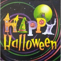 Szalvéta - Halloween