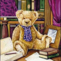 Szalvéta - Teddy maci
