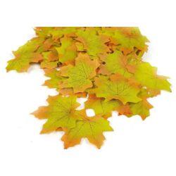 Őszi falevelek, zöld