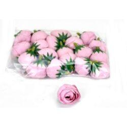 Boglárka fej kicsi 20db/cs rózsaszín