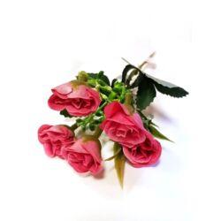 Rózsa ág betűző, rózsaszín