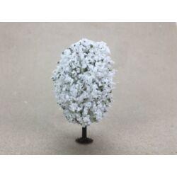 Virágzó fa fehér 9cm