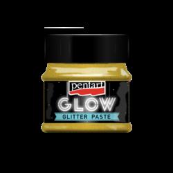 Glow glitter gél 50ml