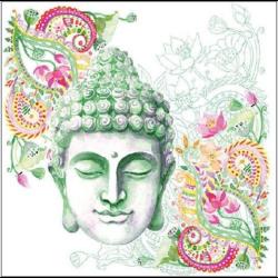 Szalvéta - Buddha