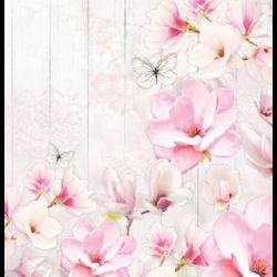 Koktél szalvéta - Magnólia kert