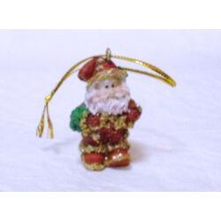 Karácsonyi figura_mikulás akasztós