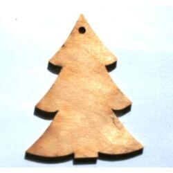 Fenyőfa fafigura