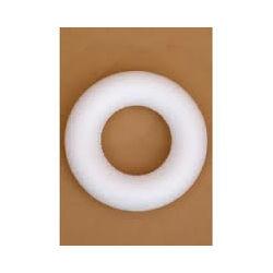 Polisztirol koszorú 22 cm