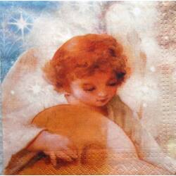 Szalvéta - angyalka