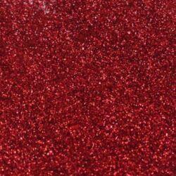 Csillámpor - piros