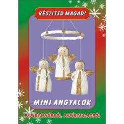 Csináld magad papírcsomag: Mini angyalok